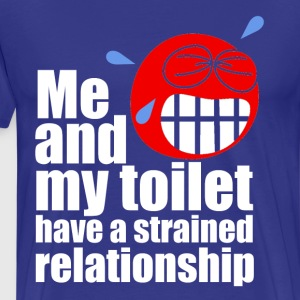 Strained Relationship T-Shirts - Men's Premium T-Shirt