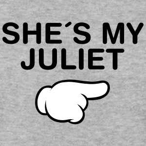 She´s My Juliet (Comic Hand) Sweat-shirts - Sweat-shirt Homme