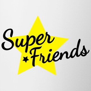 super friends super amici Bottiglie e tazze - Tazza