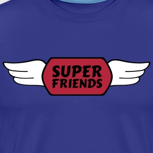 super friends amis super Tee shirts - T-shirt Premium Homme