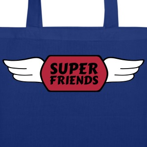 super friends super amici Borse & zaini - Borsa di stoffa
