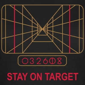 Stay on Target T-Shirts - Women's T-Shirt