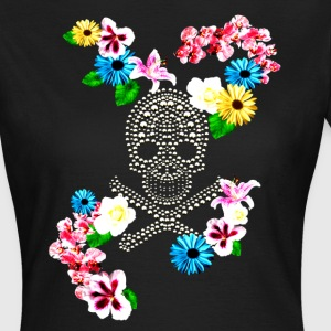Spring Scull T-Shirts - Frauen T-Shirt