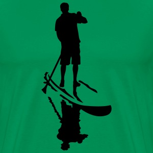 stand up paddling T-shirts - Mannen Premium T-shirt