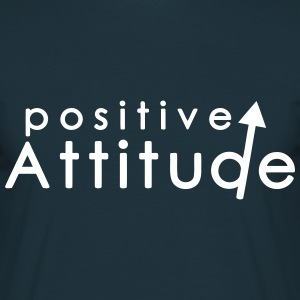 Positive ATTITUDE 2 Tee shirts - T-shirt Homme