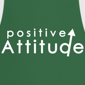 Positive ATTITUDE 2  Aprons - Cooking Apron