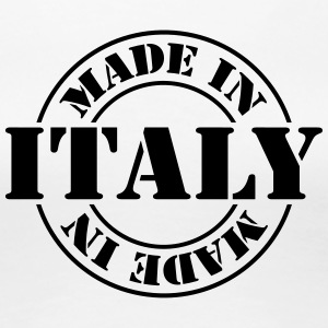 made_in_italy_m1 T-Shirts - Frauen Premium T-Shirt