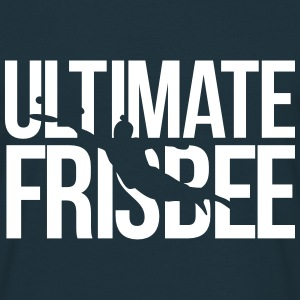 ultimate frisbee T-shirts - T-shirt herr