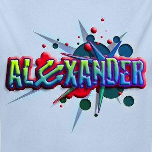 boys_name_012014_alexander_a Pullover & Hoodies - Baby Bio-Langarm-Body