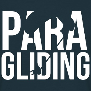 paragliding Tee shirts - T-shirt Homme