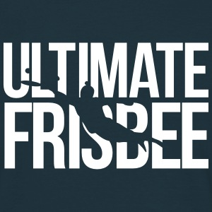 ultimate frisbee ultime Tee shirts - T-shirt Homme