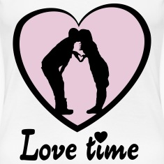 Love time Tee shirts