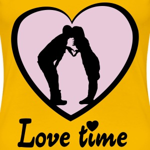 Love time T-shirts - Vrouwen Premium T-shirt