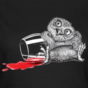 Tipsy Owl - Women's T-Shirt