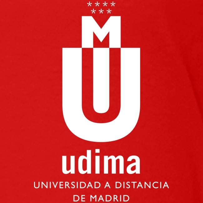 Camiseta Premium adolescente roja- UDIMA