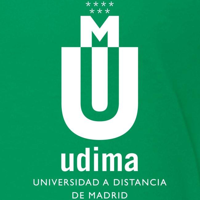 Camiseta premium niño verde- UDIMA