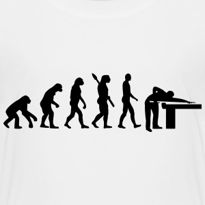 Evolution Billard T-Shirts - Kinder Premium T-Shirt