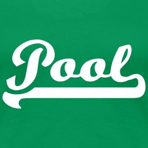 Pool T-Shirts - Frauen Premium T-Shirt