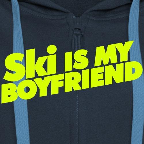 SKI is my boyfriend