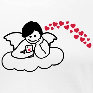 Raphael Angels for Valentine's Day PART I T-Shirts - Women's Premium T-Shirt