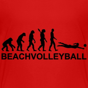 Evolution Beachvolleyball T-Shirts - Kinder Premium T-Shirt