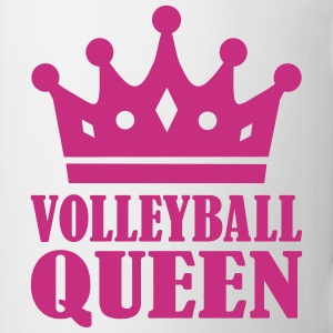 Volleyball Queen Flaschen & Tassen - Tasse