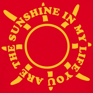 Sunshine in my life Tee shirts - T-shirt Homme