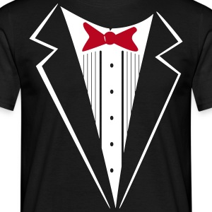 Suit Up 2 color shirt - Mannen T-shirt
