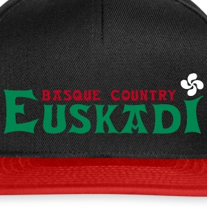 euskadi basque country Caps & Hats - Snapback Cap