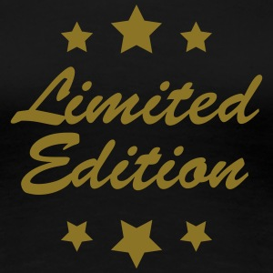 Limited Edition Tee shirts - T-shirt Premium Femme