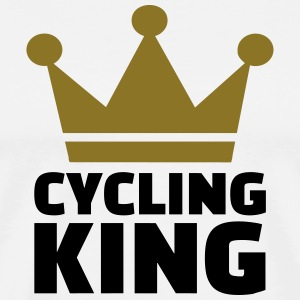 Cycling King T-Shirts - Männer Premium T-Shirt