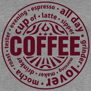 Coffee lover T-Shirts - Frauen Premium T-Shirt