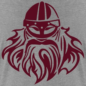 viking face T-Shirts - Women's Premium T-Shirt