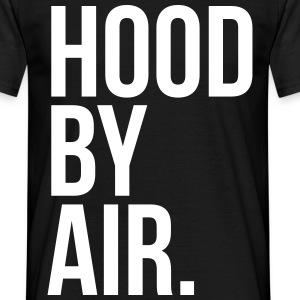Hood by air Tee shirts - T-shirt Homme
