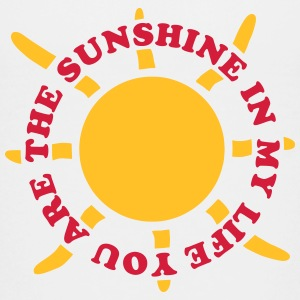 Sunshine in my life - V2 T-Shirts - Teenager Premium T-Shirt