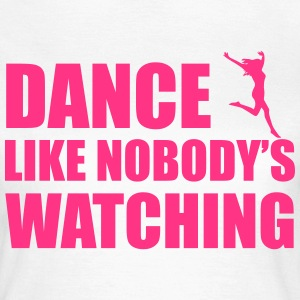 Dance T-Shirts - Women's T-Shirt