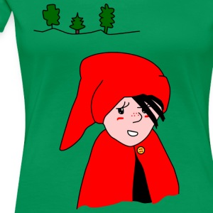 Rotkäppchen - Little Red Riding Hood T-Shirts - Women's Premium T-Shirt