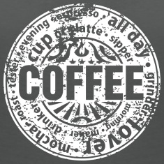 Coffee lover (worn-out) T-Shirts