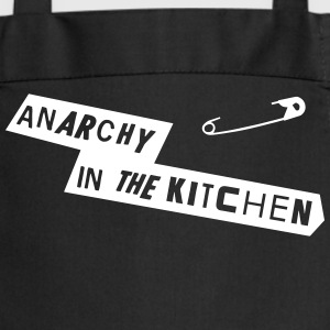 Anarchy In The Kitchen  Aprons - Cooking Apron