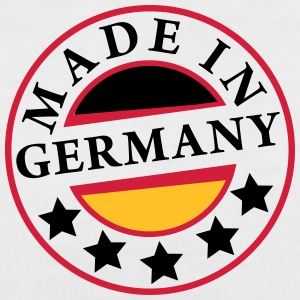 made in germany T-Shirts - Frauen Kontrast-T-Shirt