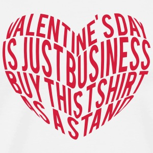 VALENTINE'S DAY T-Shirts - Men's Premium T-Shirt