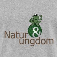 Motiv ~ Økologisk Dame t-shirt logo m. frø