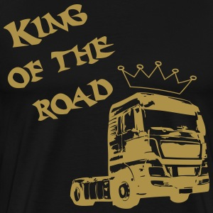 King of the Road T-Shirts - Männer Premium T-Shirt