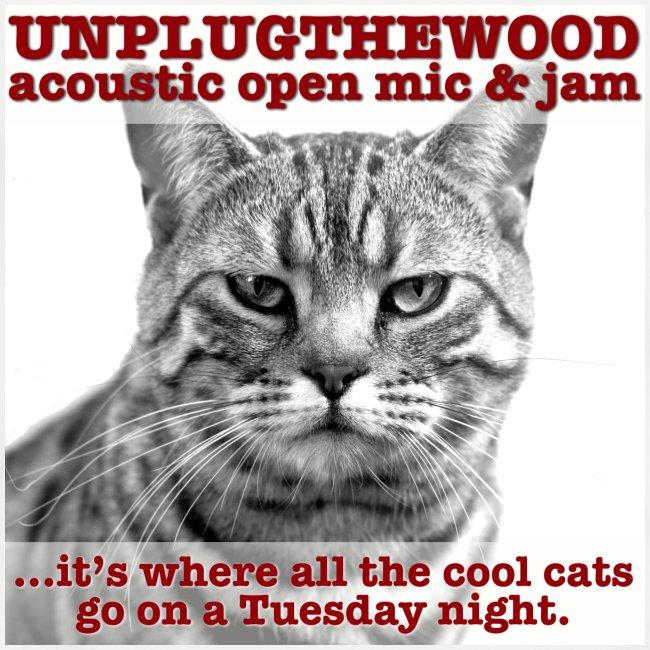 UnplugTheWood Cat