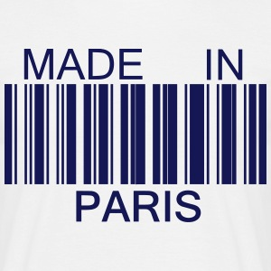 Made in Paris 75 Tee shirts - T-shirt Homme