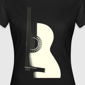 GUITAR   T-Shirts - Frauen T-Shirt