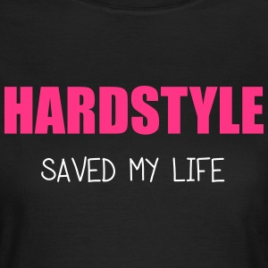 Hardstyle Saved Me T-Shirts - Women's T-Shirt