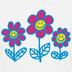 Flower Power par Cheerful Madness!! Tee shirts - T-shirt Homme
