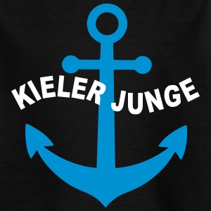 kieler junge  - Teenager T-Shirt