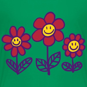 Flower Power par Cheerful Madness!! Tee shirts - T-shirt Premium Enfant
